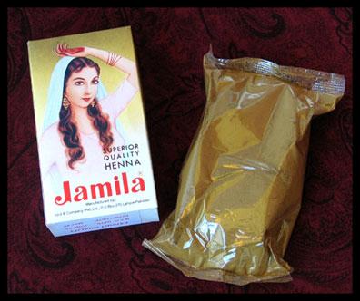 Hennè jamila
