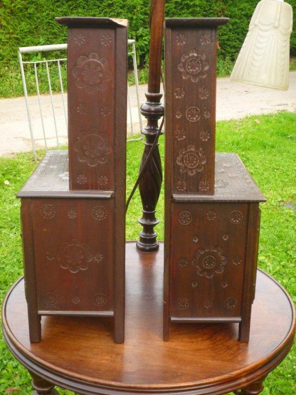 petit vaisselier breton les petits meubles bretons de poup e. Black Bedroom Furniture Sets. Home Design Ideas