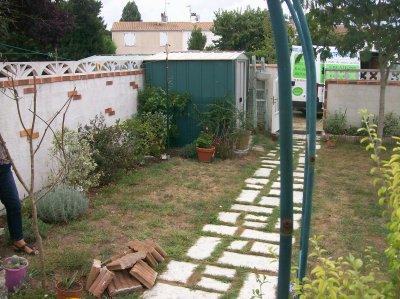 cr 233 ation d un jardin 224 tonnay charente le paradis vert 17