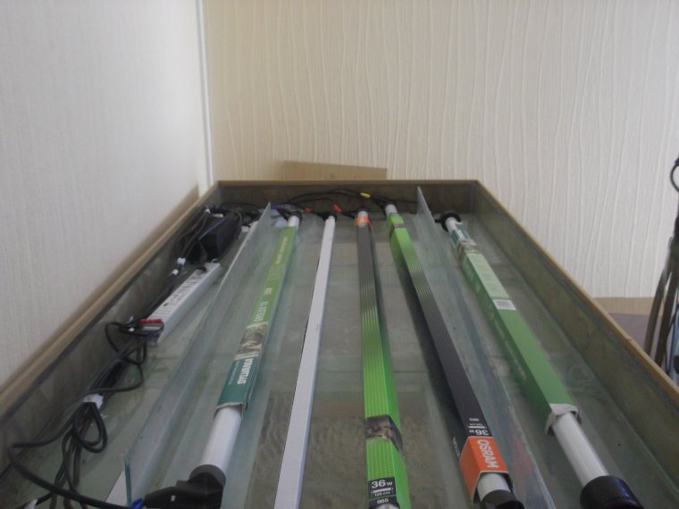 L 39 eclairage aquarium 600l 100 passionner for Aquarium 600l